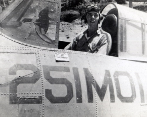 Unknown VMO-251 pilot